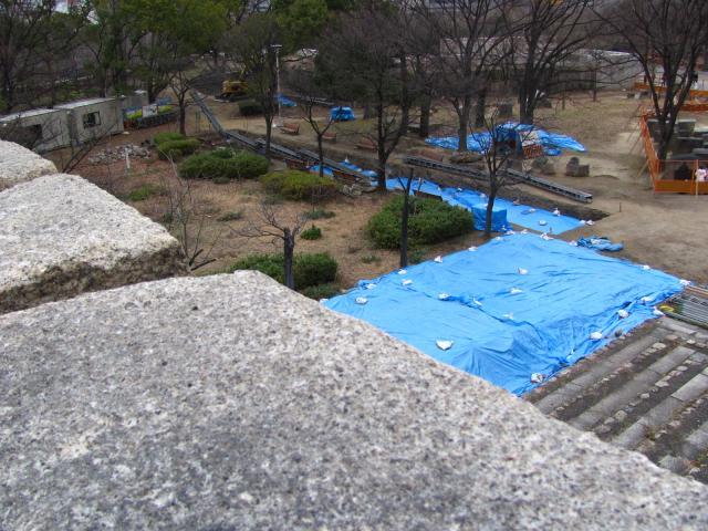 大阪城2010.1.10B