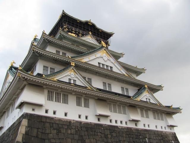 大阪城2010.1.10A