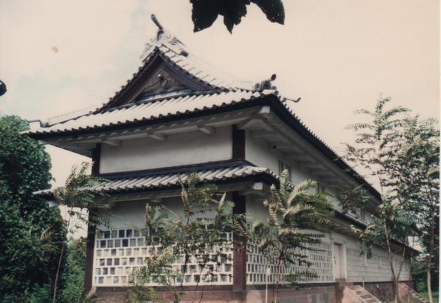 金沢城1987.9.27E