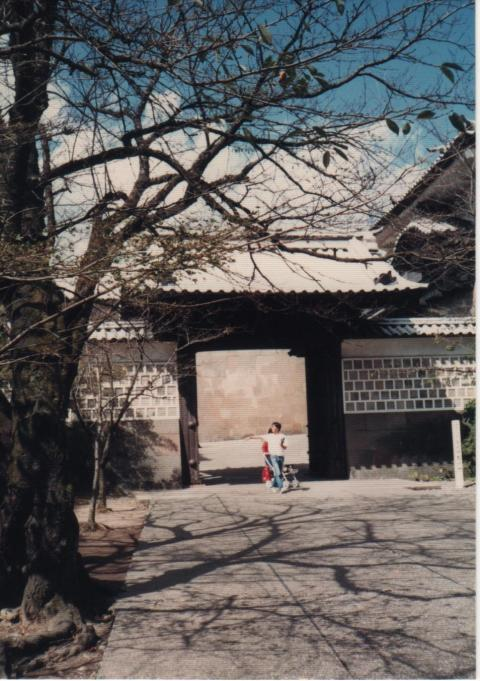金沢城1987.9.27B