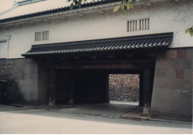 金沢城1987.9.27C