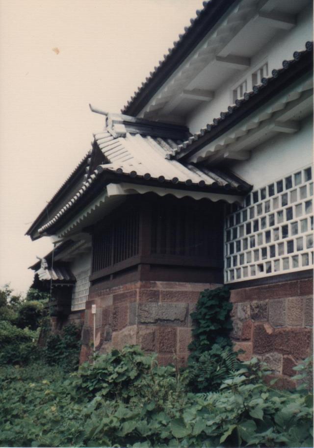 金沢城1987.9.27G