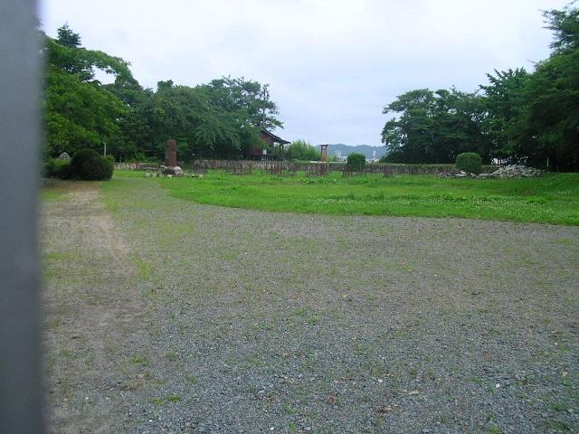 磐城平城本丸2009.7.5A