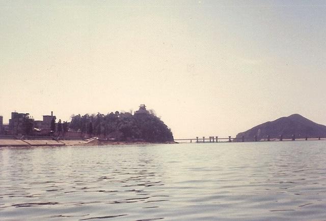 犬山城1975.4.4D