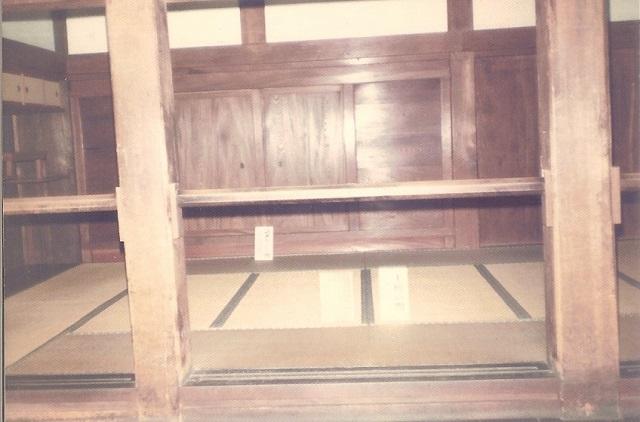 犬山城1975.4.4C