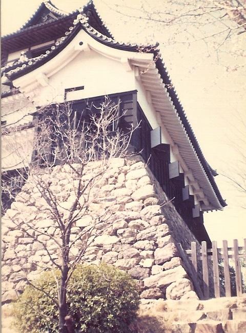 犬山城1975.4.4A