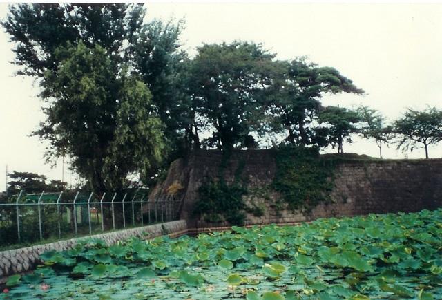 新発田城1988.9.2E