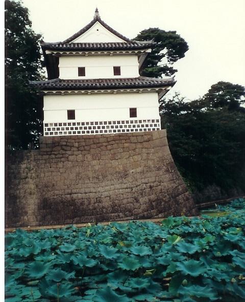 新発田城1988.9.2D
