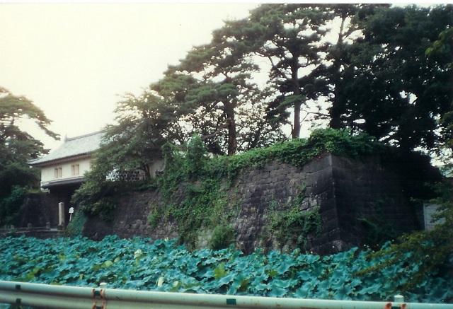 新発田城1988.9.2B