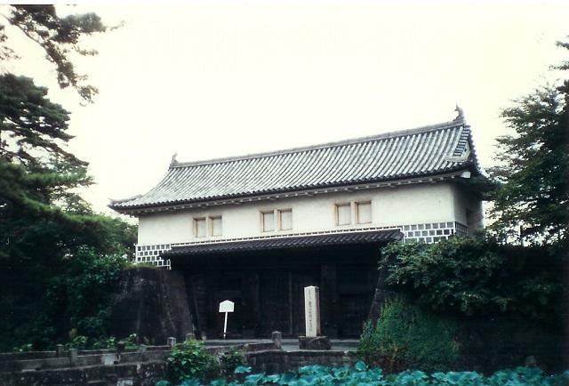 新発田城1988.9.2A