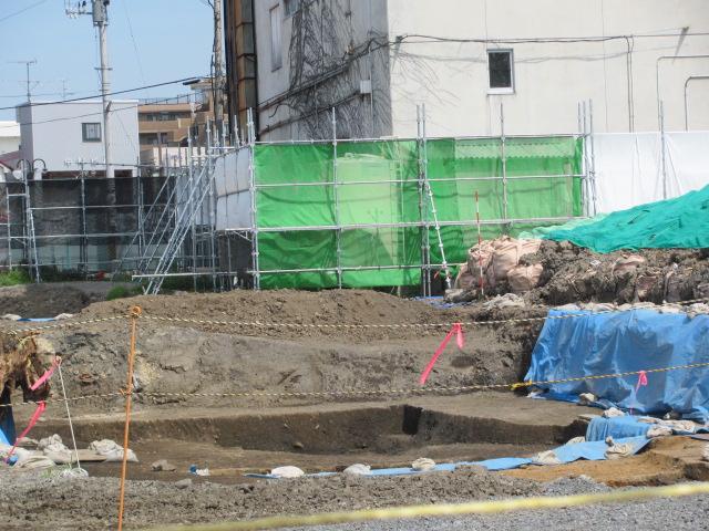 須賀川発掘調査2015.5.17B