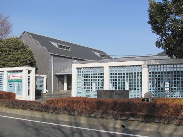 佐野市郷土博物館2015.2.28A