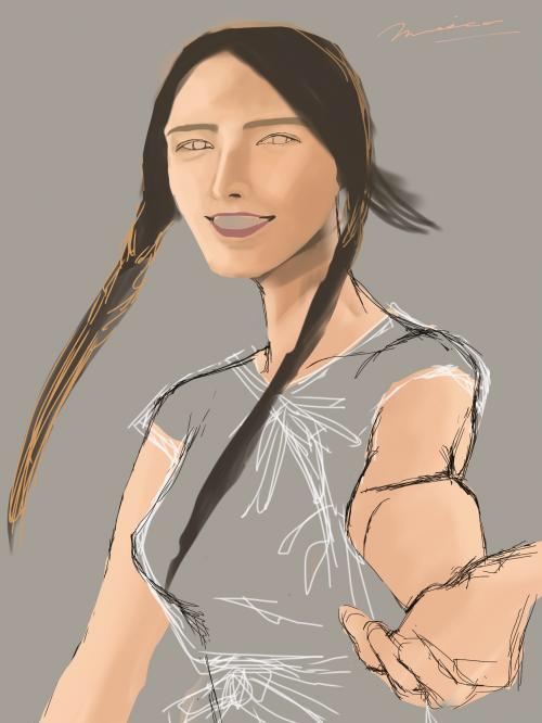 櫛稲田姫1
