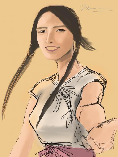 櫛稲田姫2