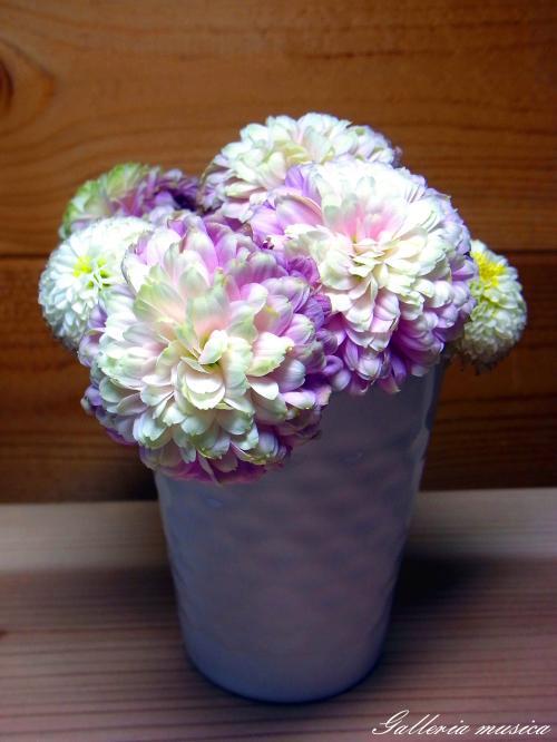 枯れゆく花の美8