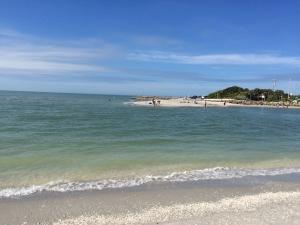 Day4サニベル島ビーチ