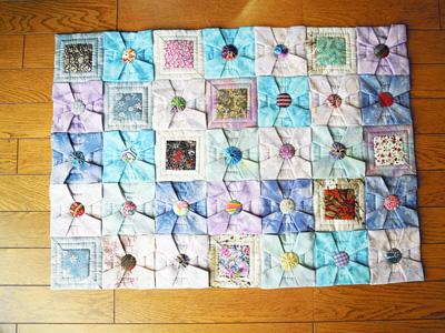 11㎝×11cm スクエアー折り紙パッチ150619