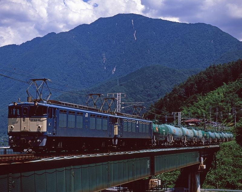 伊那川 EF64