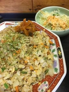お食事の店 みかわ チャーハン(小)