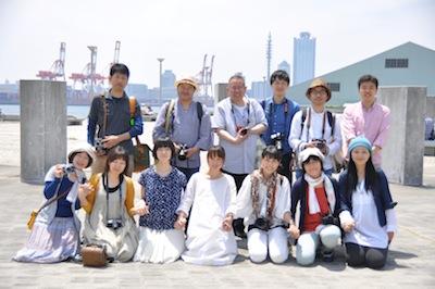 大阪港お散歩3集合写真