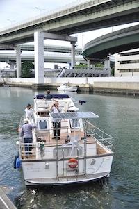 大阪港お散歩3ぐー1