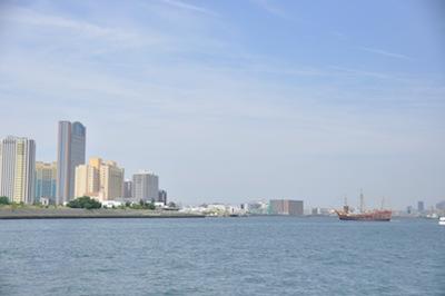 大阪港お散歩3USJがわ