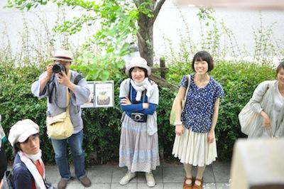 大阪港お散歩3カフェ3