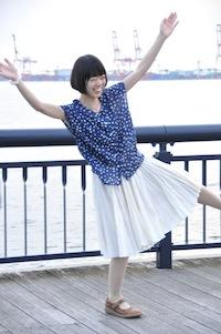 大阪港お散歩3夕日2
