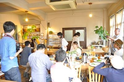 大阪港お散歩3カフェ4