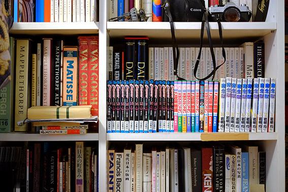 戸田家の本棚