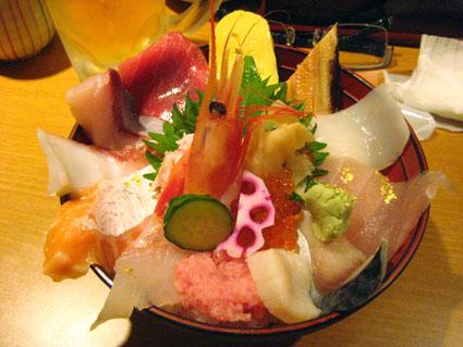 近江町海鮮丼