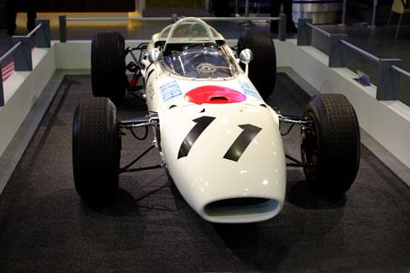 ホンダRA272(1965)
