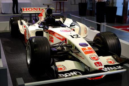 ホンダRA106(2006)
