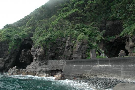 修験道の開祖役行者は699年に大島に....