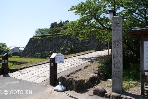 兵庫の旅 篠山城