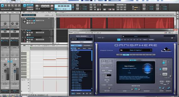 Omnisphere EDM Vol1