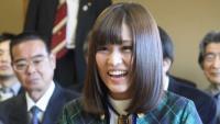 乃木坂46 伊藤かりん、谷川浩司九段と新春「指し初め式」