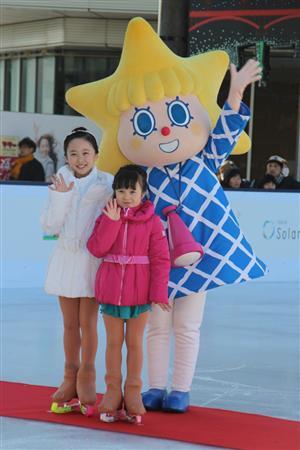 本田望結(10)、女優業とフィギュアスケートの両立を宣言!五輪は「夢の夢の夢の夢の夢」