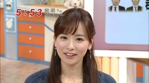 皆藤愛子アナ、下着見せて局内歩く失態 「トイレ出るときにパンツが・・・」