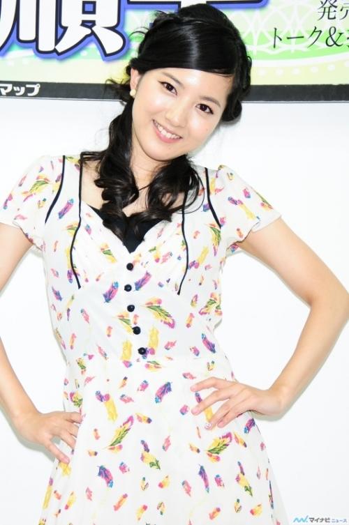 浜口順子(29)が12年ぶりにイメージDVDを発売、「限界ギリギリです」とセクシーアピール