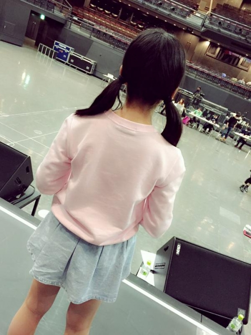 矢吹奈子(13) Twitter写真が「完全にしずかちゃん」と話題に 「可愛い」絶賛の声が殺到