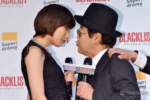光宗薫、上島竜兵のキスネタに嫌がらず顔を出し、あわやキス