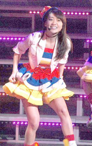 大島優子(26) 5ヶ月ぶり3回目のAKB復帰 「卒業詐欺」と批判殺到 「歌はやらない」と過去に明言