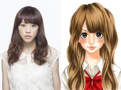 25歳・桐谷美玲が最後の女子高生役、「ヒロイン失格」実写映画化で主演…共演に山崎賢人、坂口健太郎