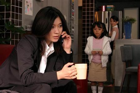 向井地美音(16) 「アンフェア」新作で8年ぶり母娘共演 「芸能界やめてても出てもらいたい」