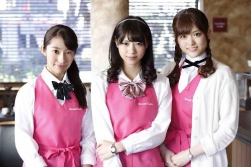 乃木坂46桜井、西野、松村がドラマ現場レポート「勉強になります」