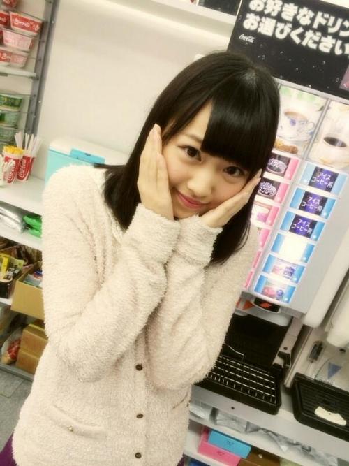 マクドナルド大好き17歳美女 松川菜々花「いつもポテトLサイズを2個食う!さっきも2個食べた 笑」