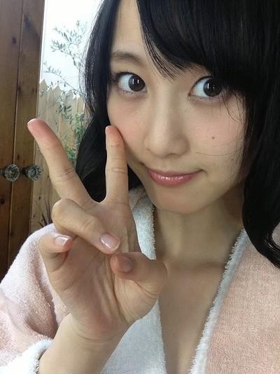 松井玲奈の体、肌の綺麗さについて