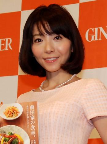 マエケンの妻・成嶋早穂、メジャーの話題「あまり話さない」…「前田家の食卓。食べて体を整えるレシピ」刊行記念イベント