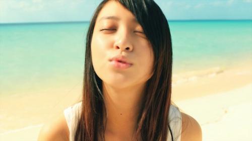 武井咲、チュー顔 18回撮り直し… 「キリン氷結」新CM発表会に出席